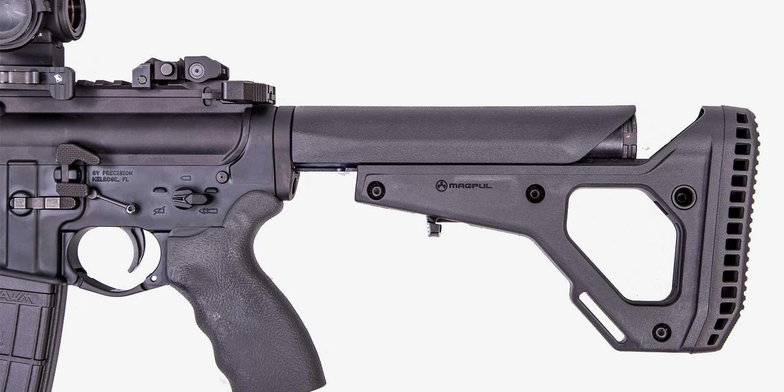 ar rifle butt stock