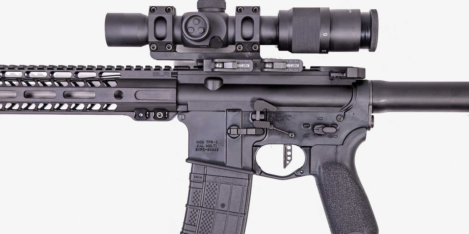 custom ar rifle mid