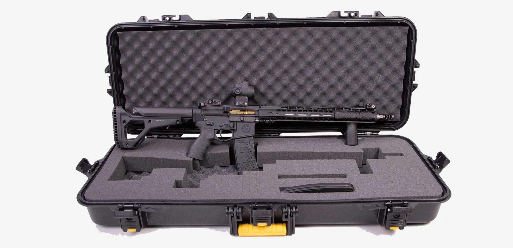 SV-16 AR Rifle case