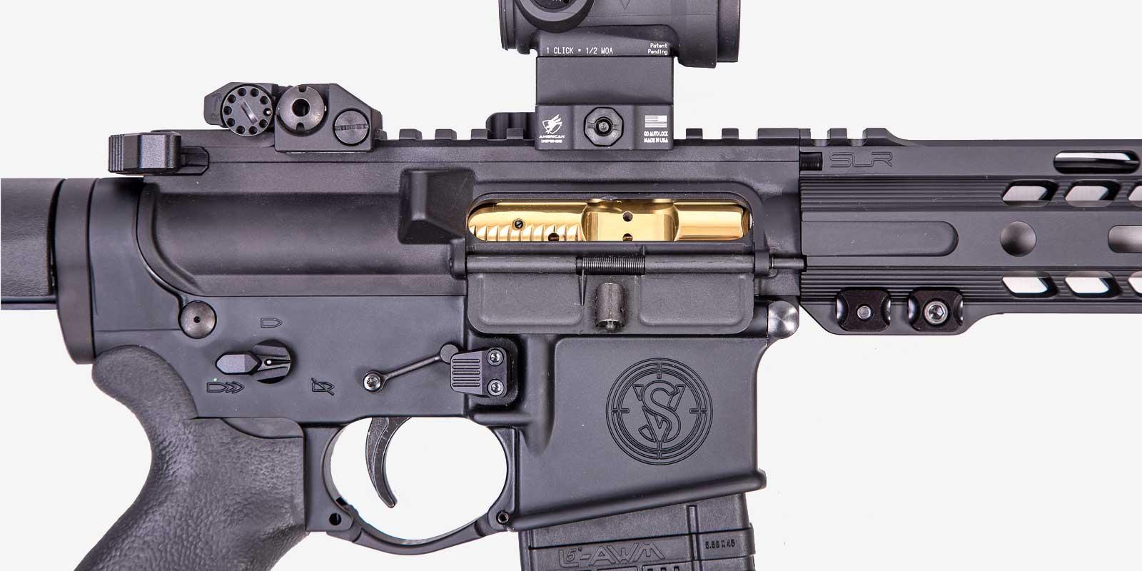 ar bcj rifle