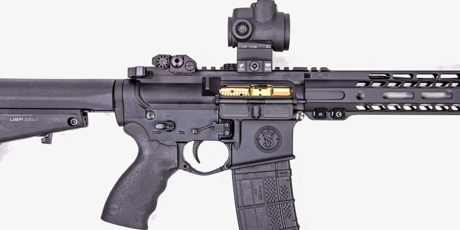 ar rifle mid section