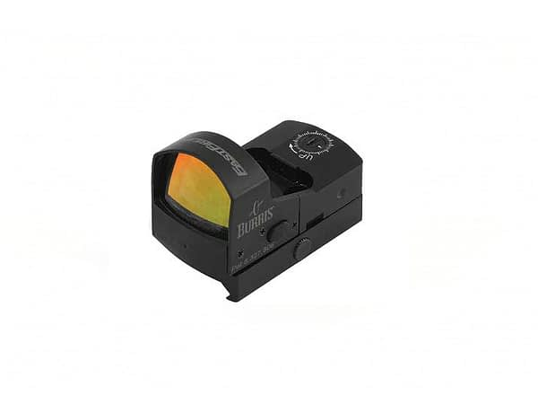 burris fastfire iii mount optic